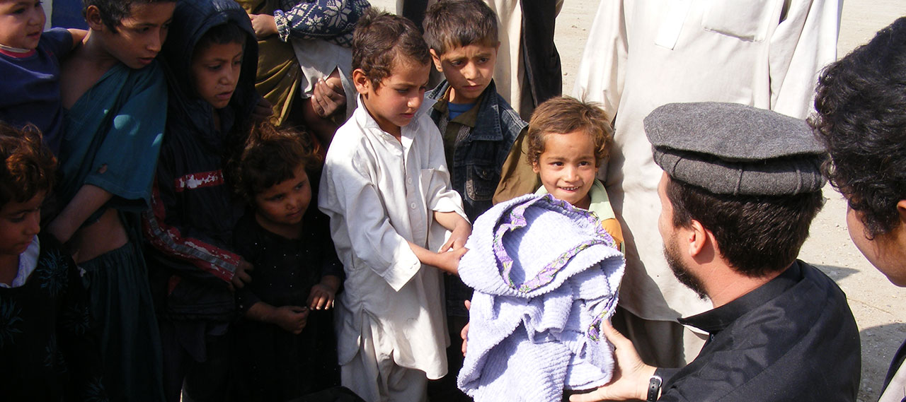 Afghanistan's Homeless Children