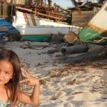 Hilantagaan Island - Typhoon Haiyan