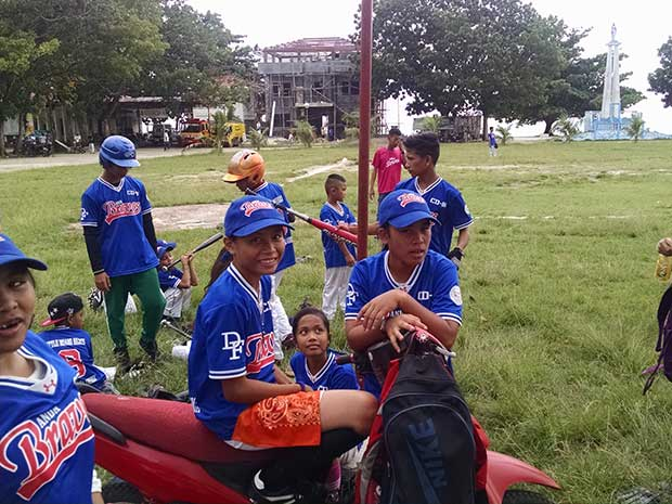 Anda Braves Baseball - Philippines
